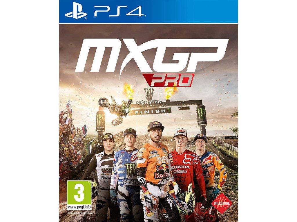 PS4 MXGP Pro