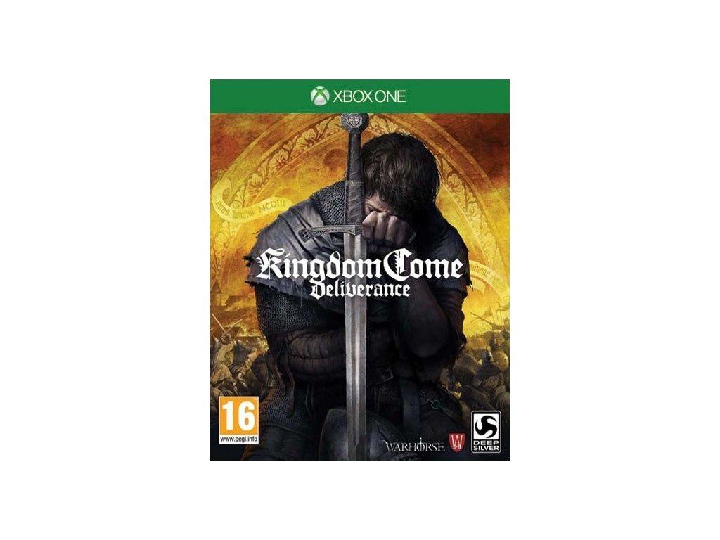 XONE Kingdom Come Deliverance Special Edition