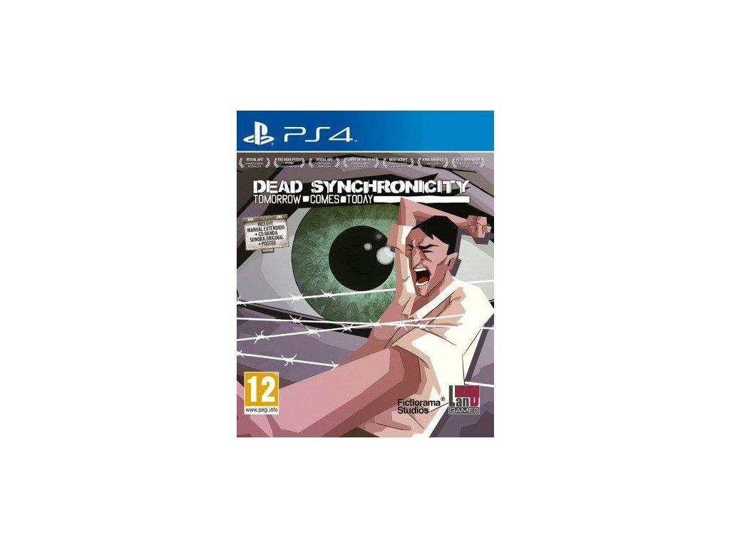 PS4 Dead Synchronicity Tomorrow comes Today