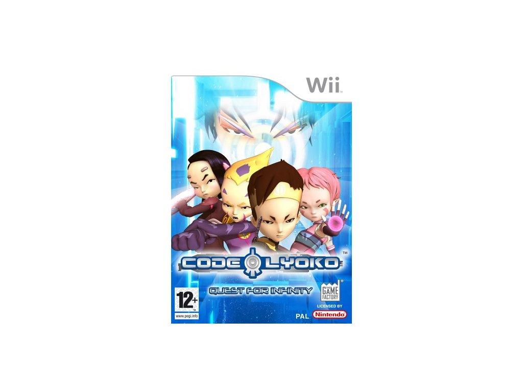Wii Code Lyoko Quest for Infinity