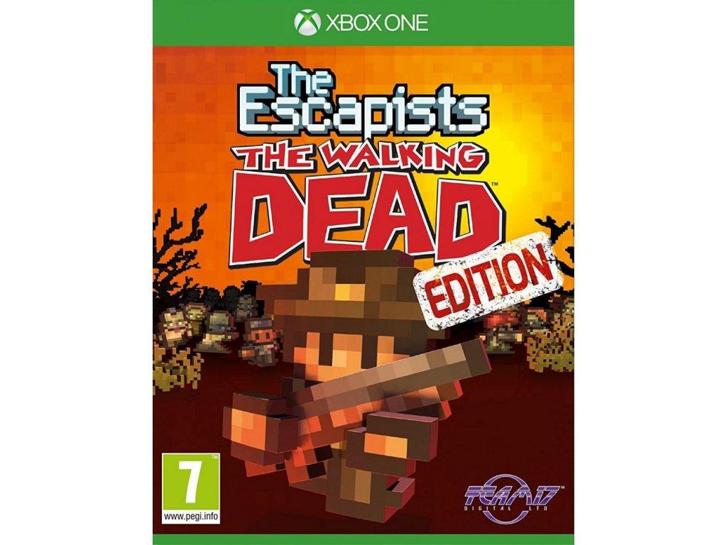 XONE The Escapists The Walking Dead Edition