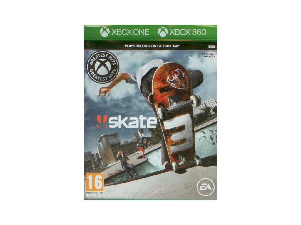 XONE/X360 Skate 3