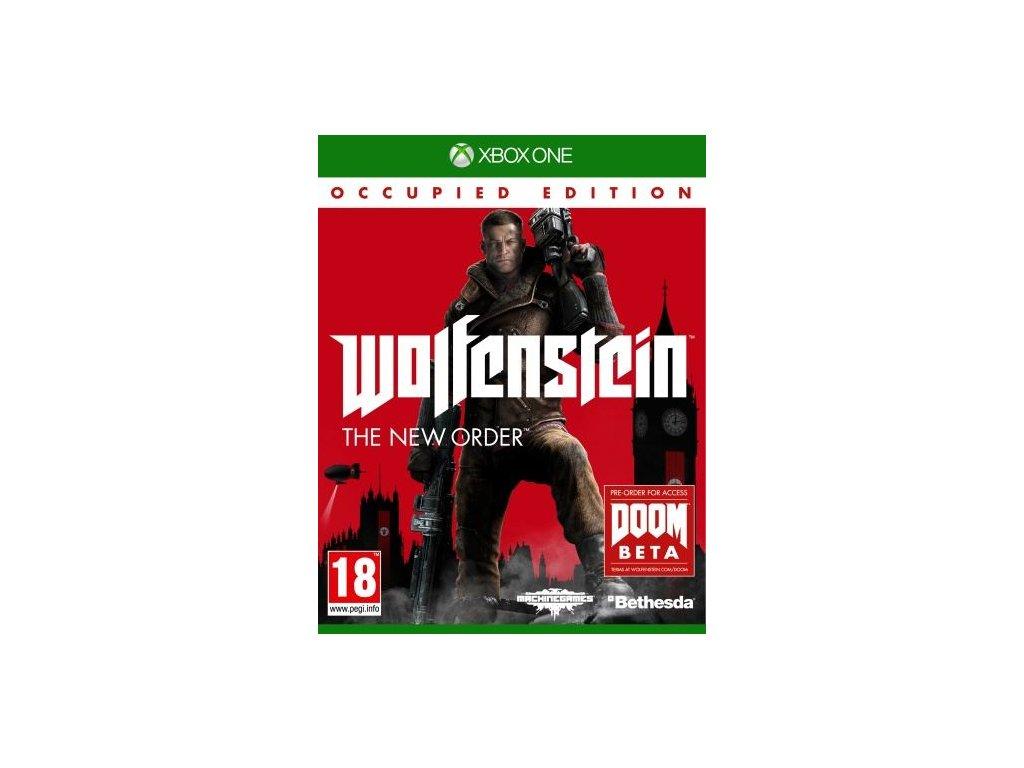 XONE Wolfenstein The New Order Occupied Edition