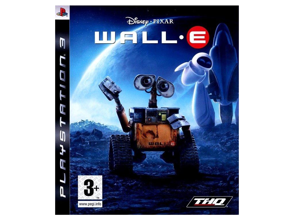 PS3 Disney WALL-E
