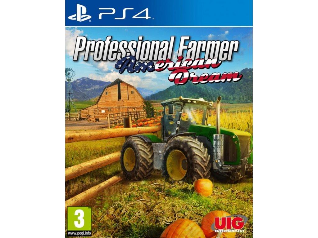 PS4 Professional Farmer 2017 American Dream