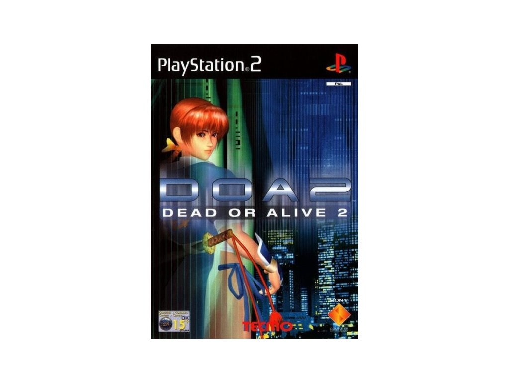 PS2 Dead or Alive 2