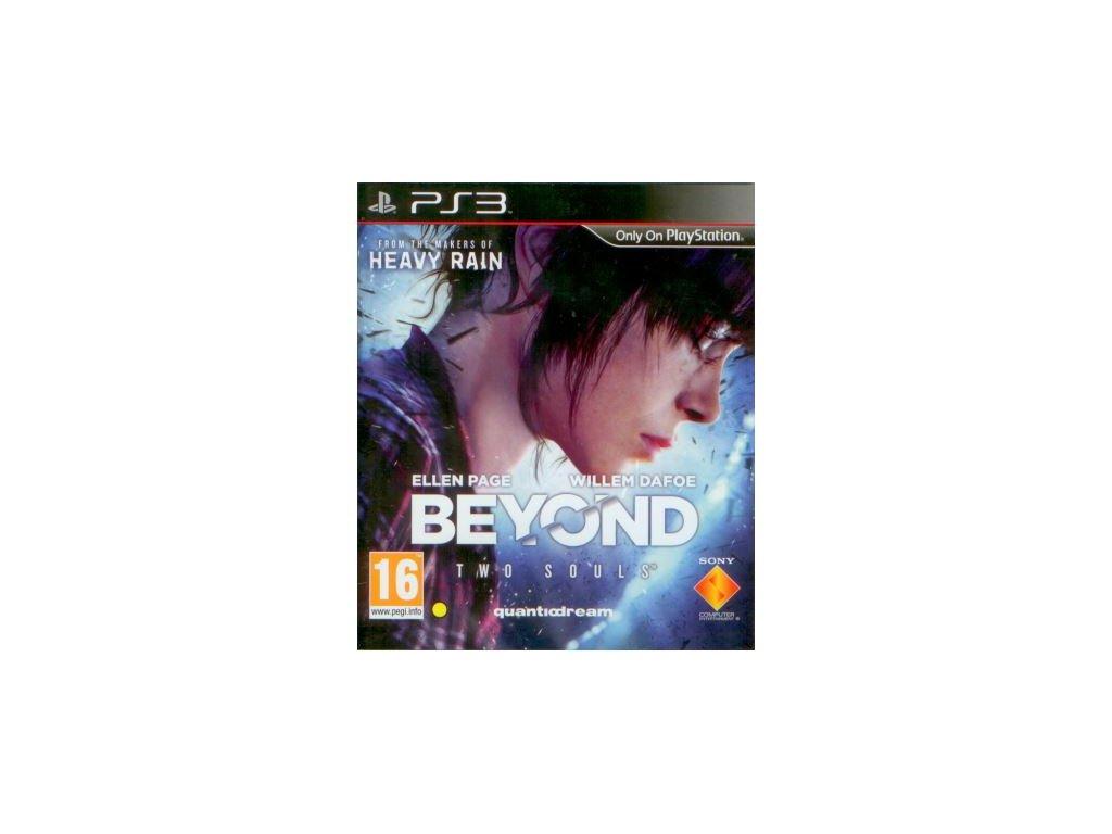 PS3 Beyond Two Souls