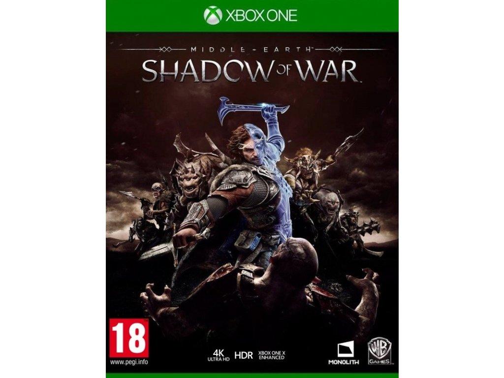 XONE Middle Earth Shadow of War