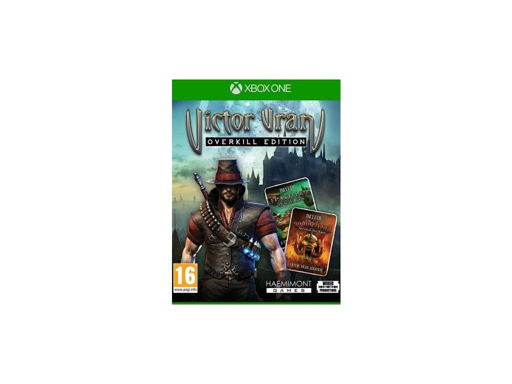 XONE Victor Vran Overkill Edition Nové