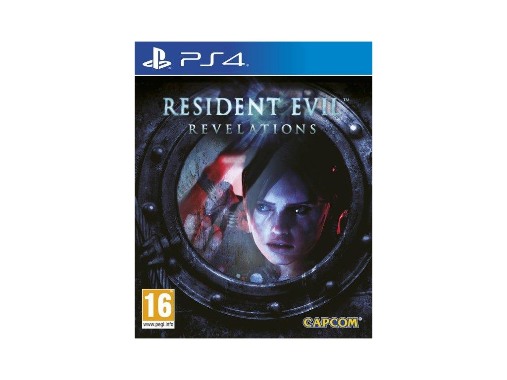 PS4 Resident Evil Revelations HD