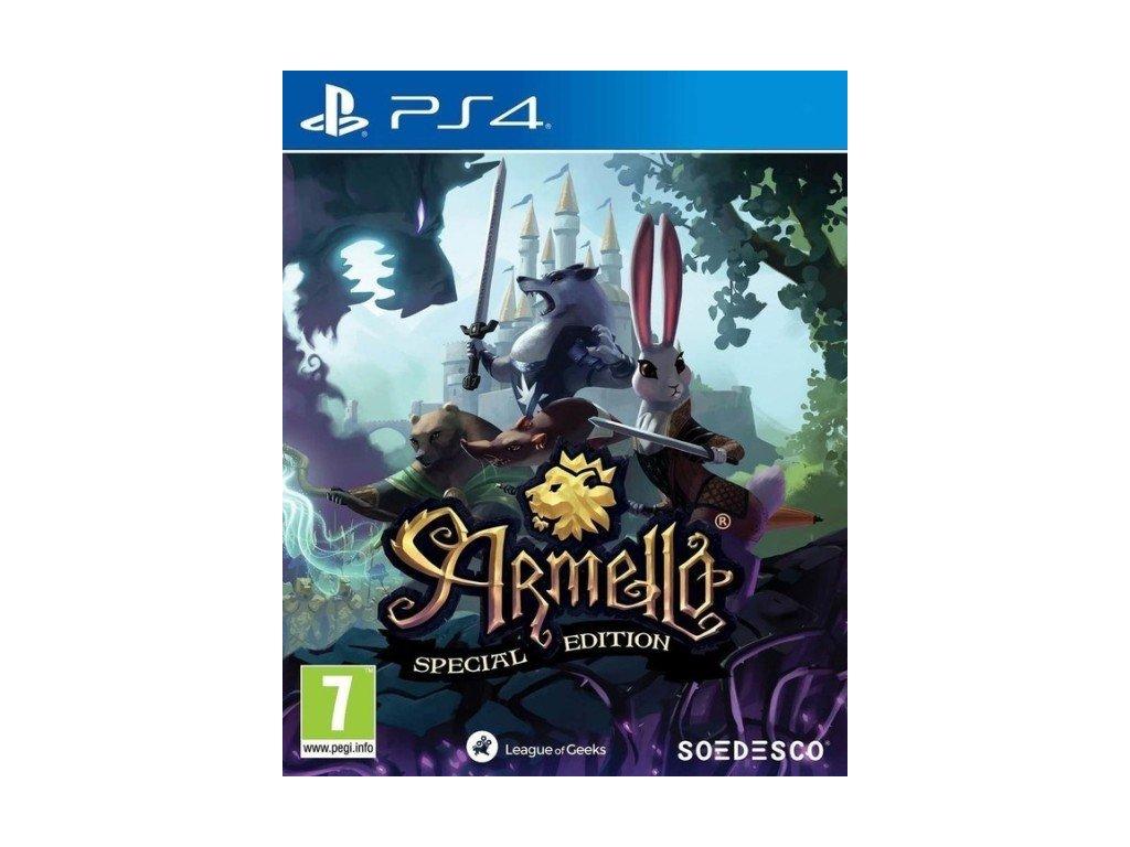 PS4 Armello Special Edition