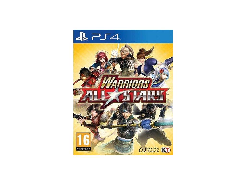PS4 Warriors All Stars