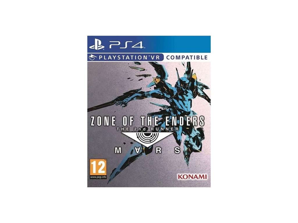 PS4 Zone Of The Enders The 2nd Runner Mars