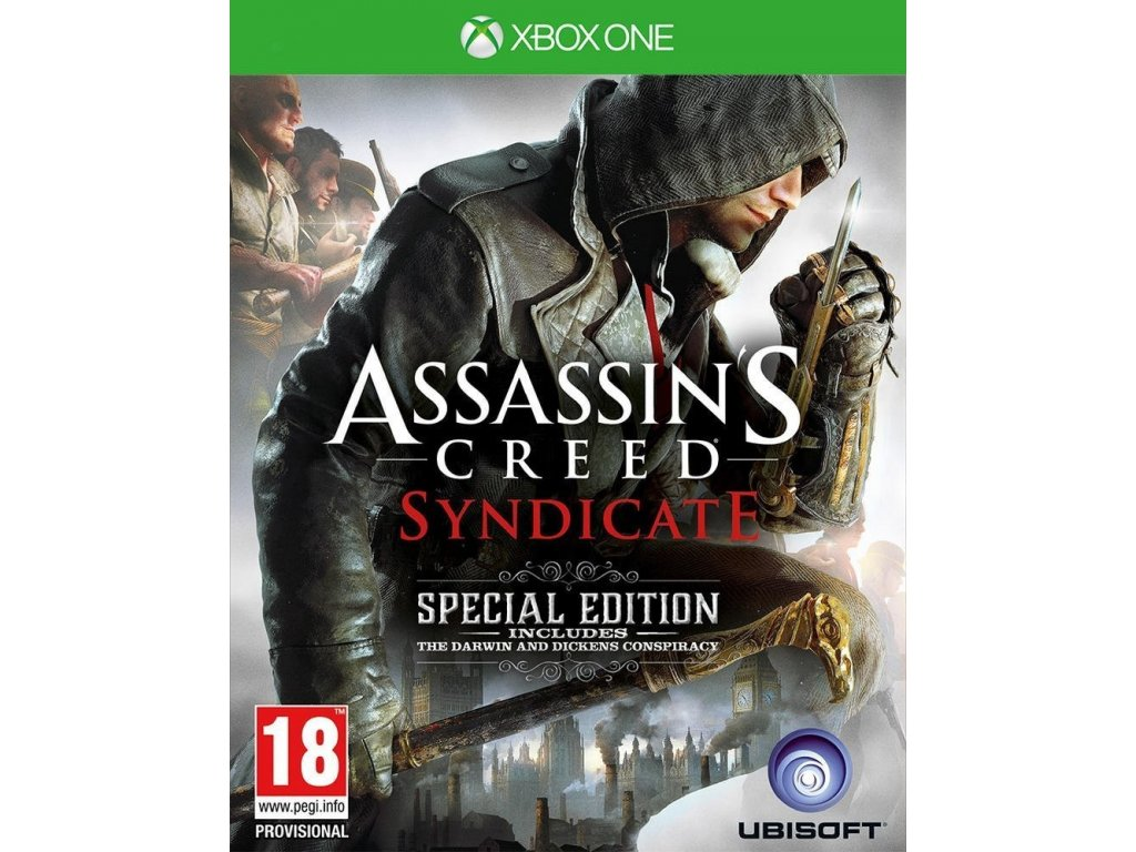 XONE Assassins Creed Syndicate Special Edition