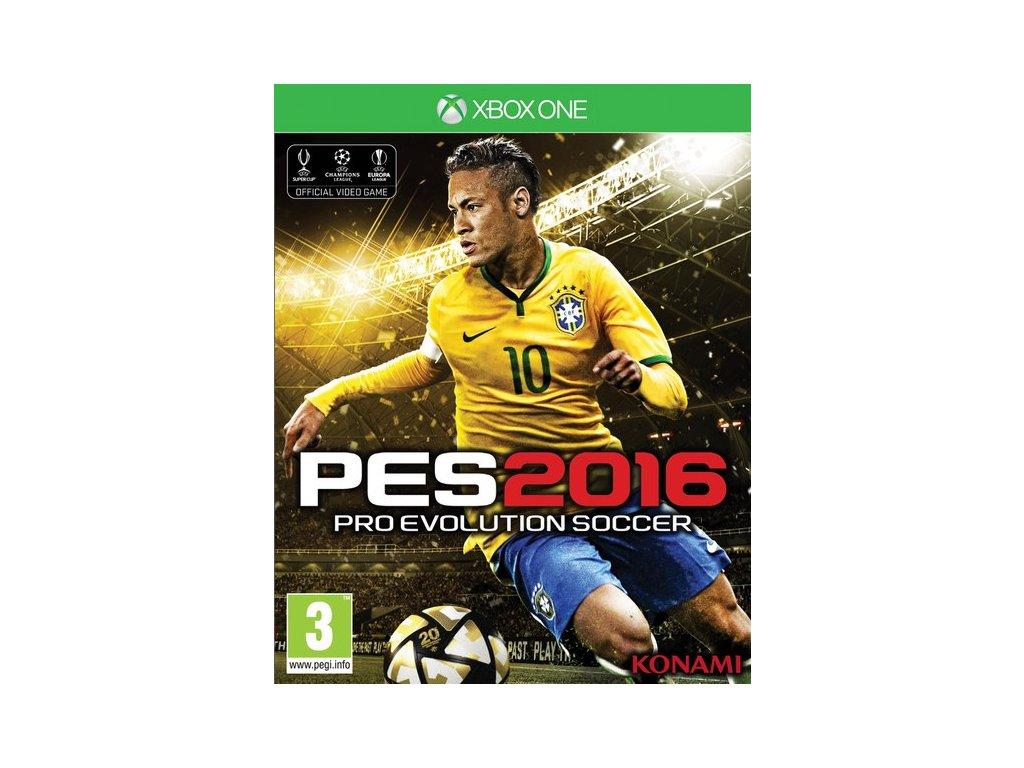 XONE Pro Evolution Soccer 2016
