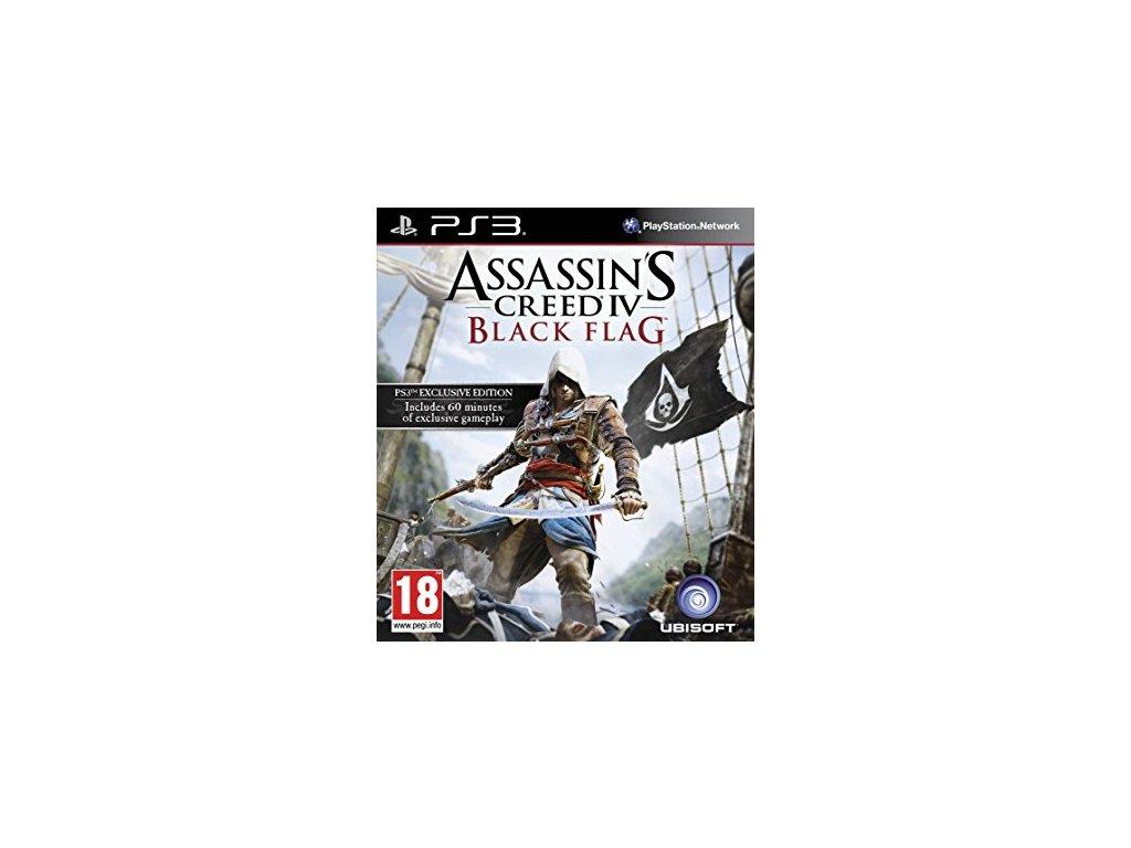 PS3 Assassins Creed 4 Black Flag