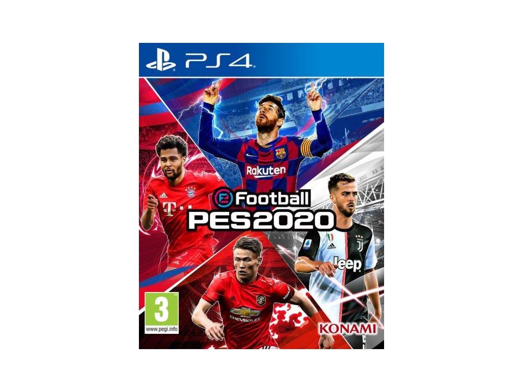 pro evolution soccer 2020 ps4