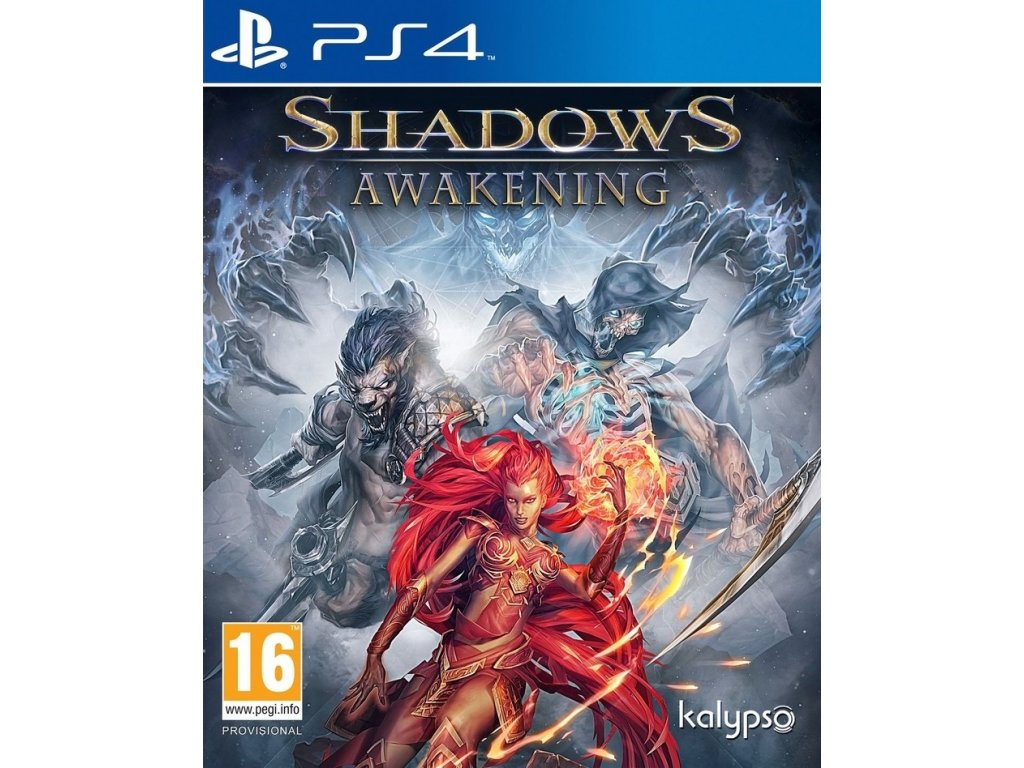 PS4 Shadows Awakening