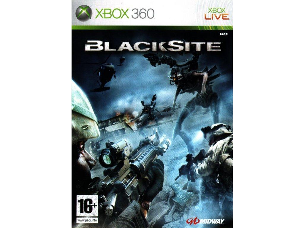 X360 Blacksite