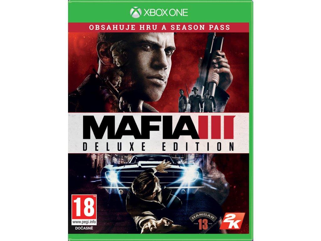 XONE Mafia 3 Deluxe Edition