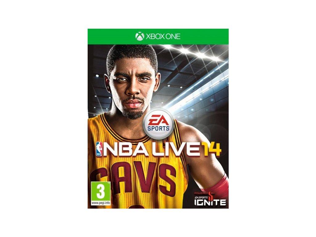XONE NBA Live 14