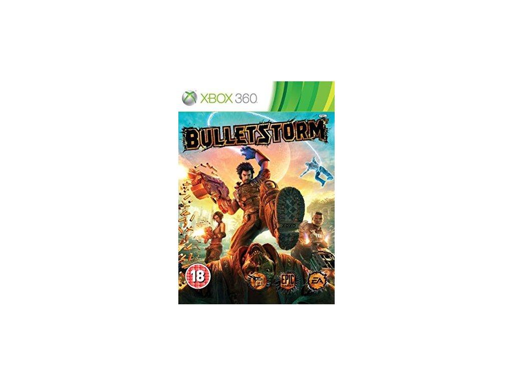 X360 Bulletstorm