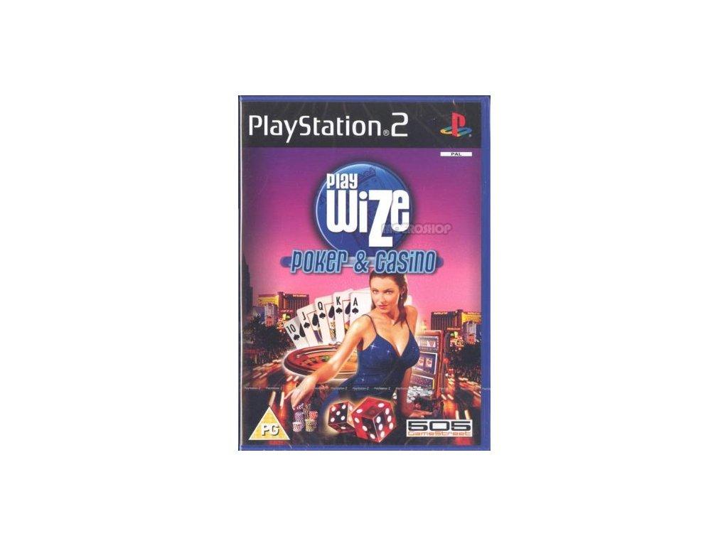 PS2 Playwize Poker Casino