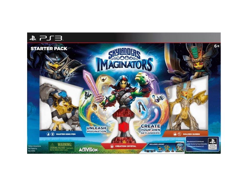 PS3 Skylanders Imaginators Starter Pack
