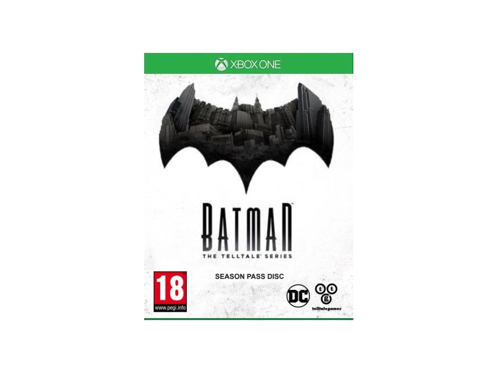 XONE Batman The Telltale Series