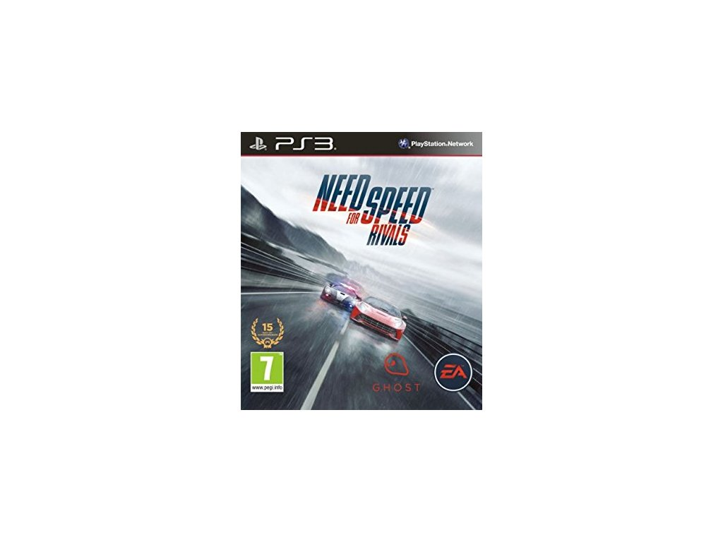PS3 Need for Speed Rivals