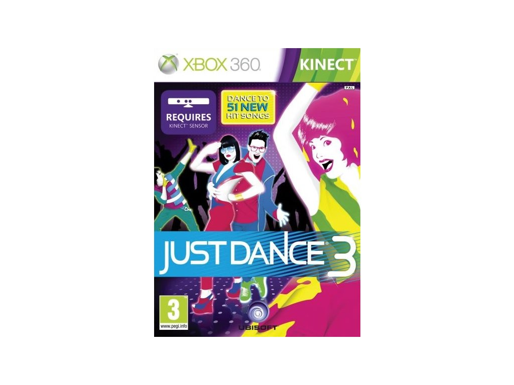 X360 Just Dance 3