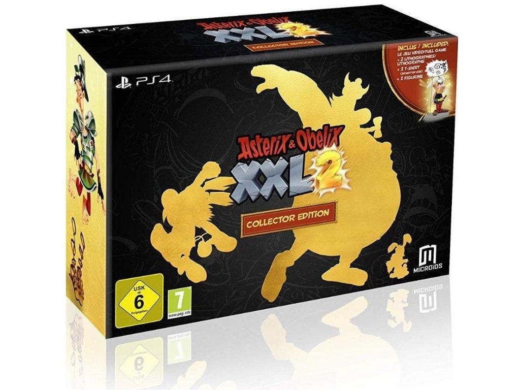 PS4 Asterix and Obelix XXL2 Collectors Edition