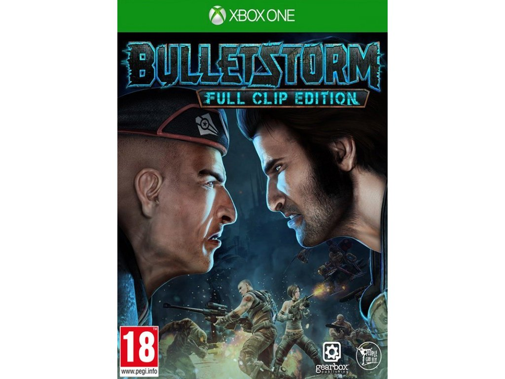 XONE Bulletstorm Full Clip Edition