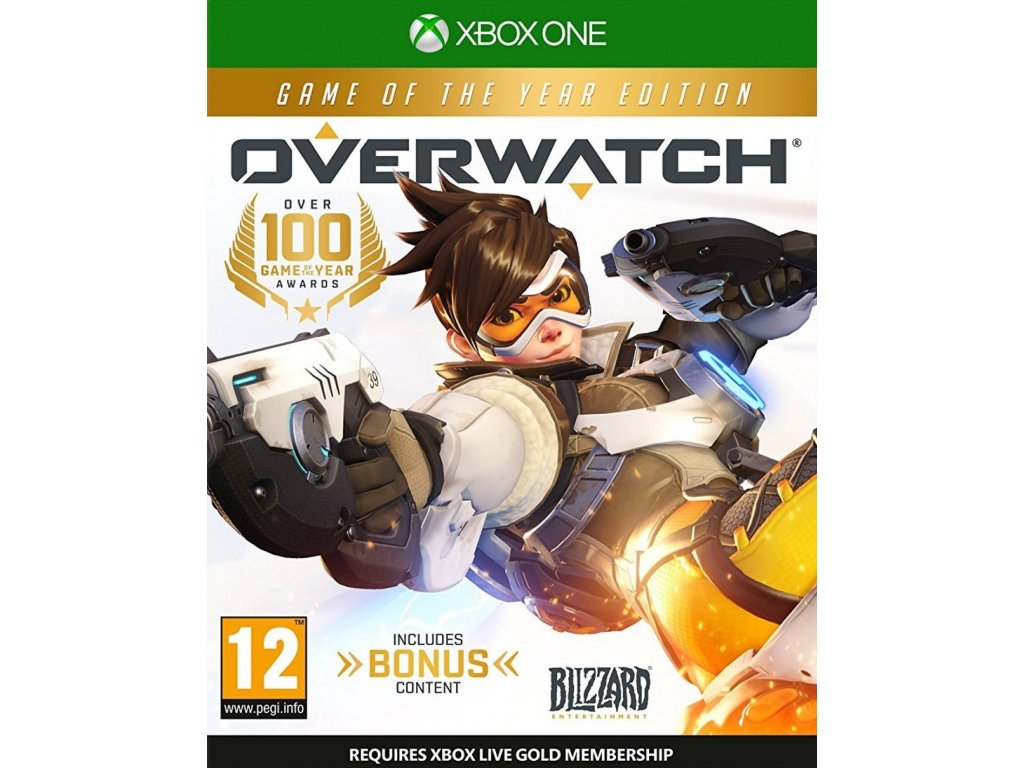 XONE Overwatch Game of the Year Edition