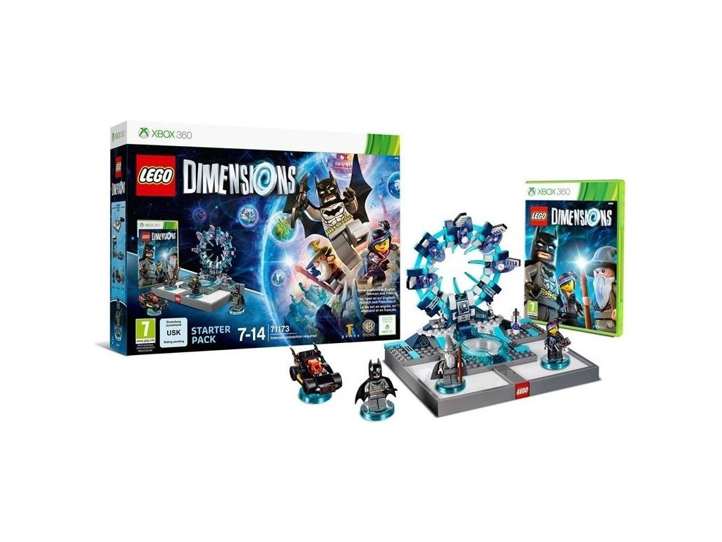 X360 Lego Dimensions Starter Pack