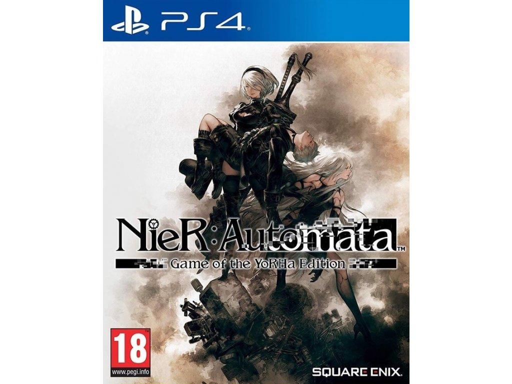 PS4 NieR Automata Game of the YoRHa Edition Nové