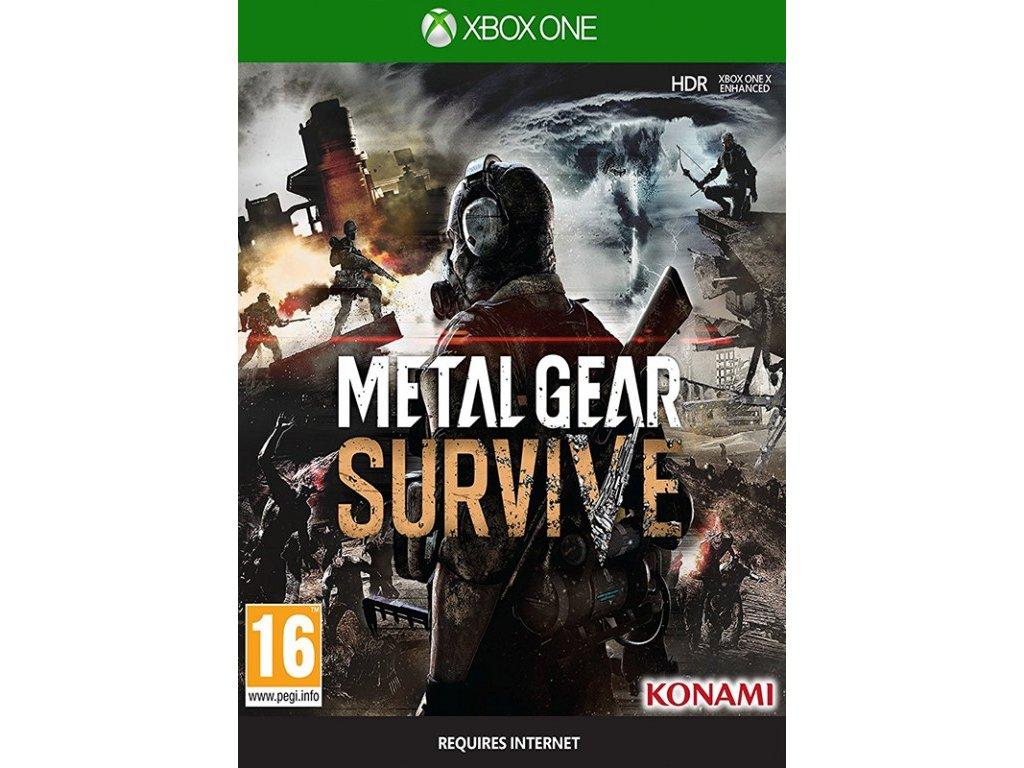 XONE Metal Gear Survive