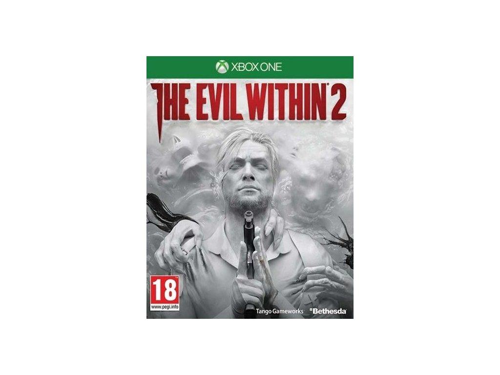 XONE The Evil Within 2