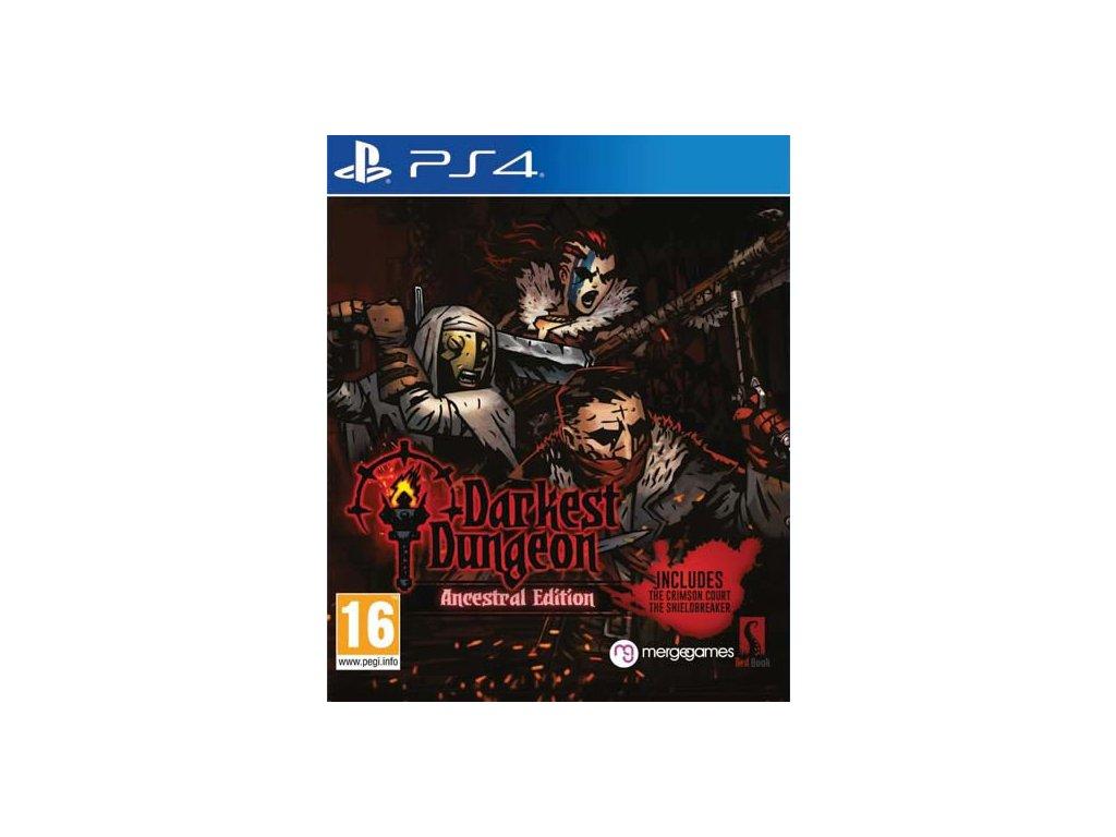 PS4 Darkest Dungeon Ancestral Edition