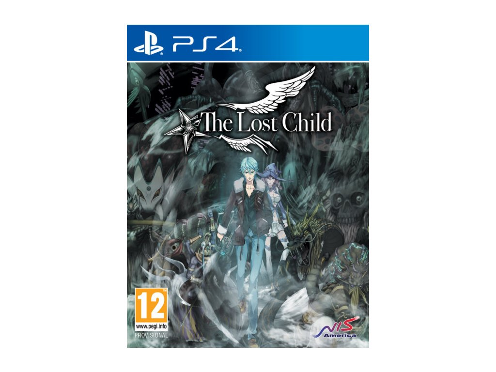 PS4 The Lost Child
