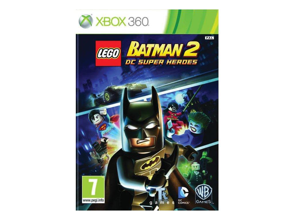X360 Lego Batman 2 DC Super Heroes