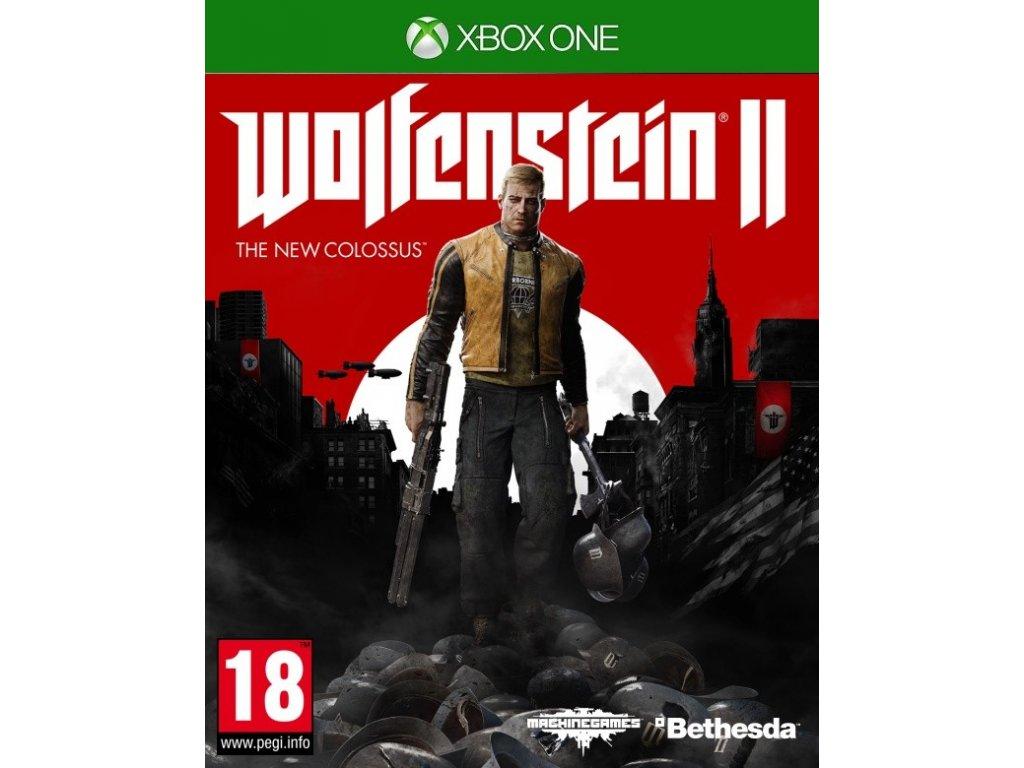 XONE Wolfenstein 2 The New Colossus