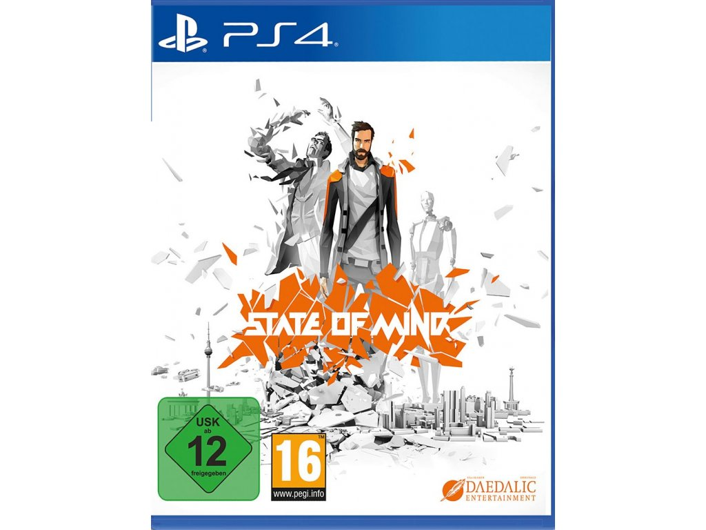 PS4 State of Mind