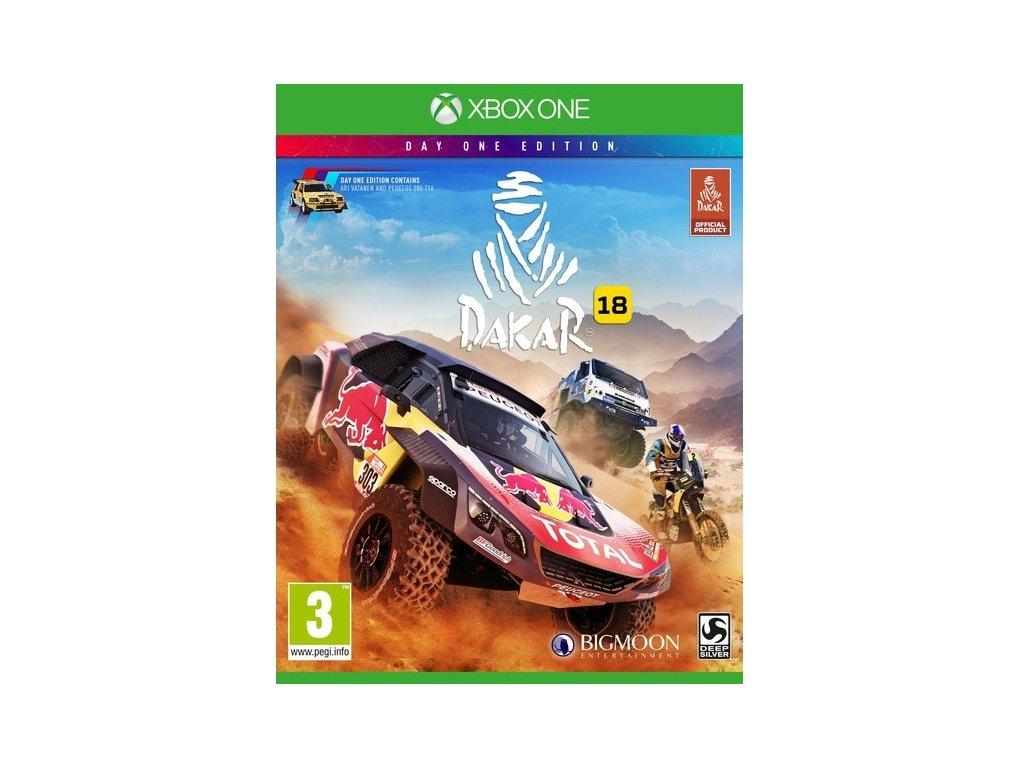 XONE Dakar 18 Day One Edition
