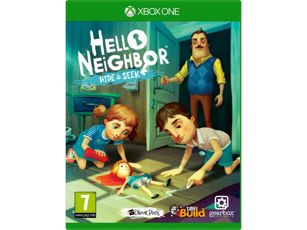 XONE Hello Neighbor Hide and Seek