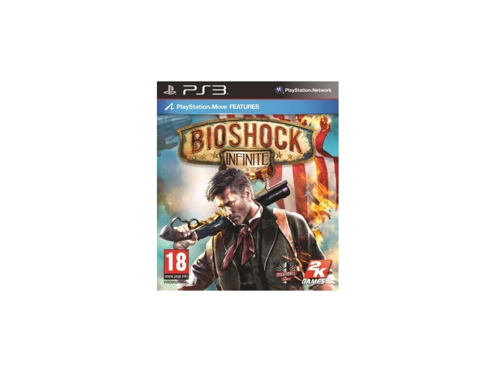 bioshock infinite ps3 pouzite