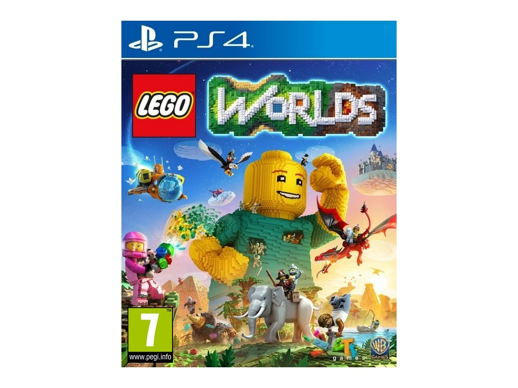 PS4 Lego Worlds N