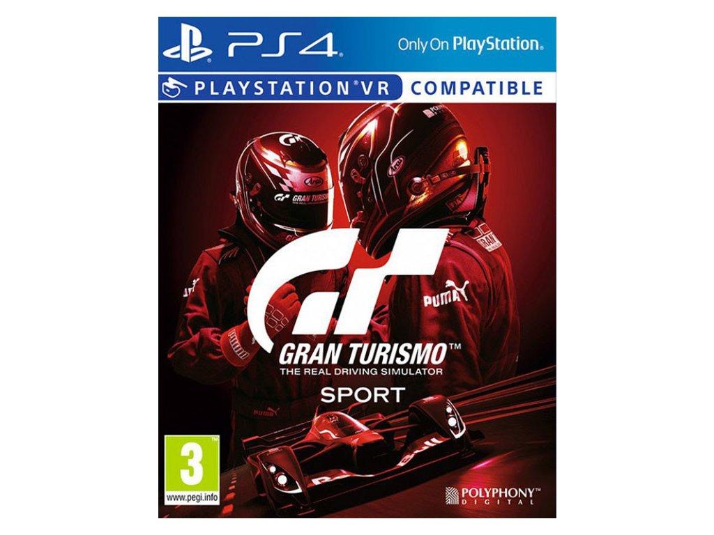 PS4 Gran Turismo Sport Spec 2