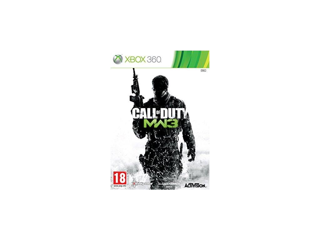 X360 Call of Duty Modern Warfare 3