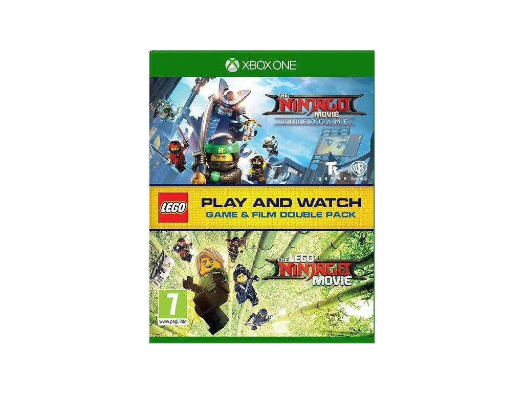XONE LEGO The Ninjago Movie Videogame Double Pack